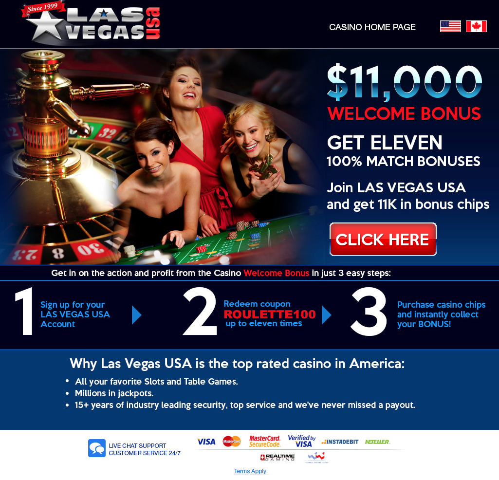 Best USA Online Casino